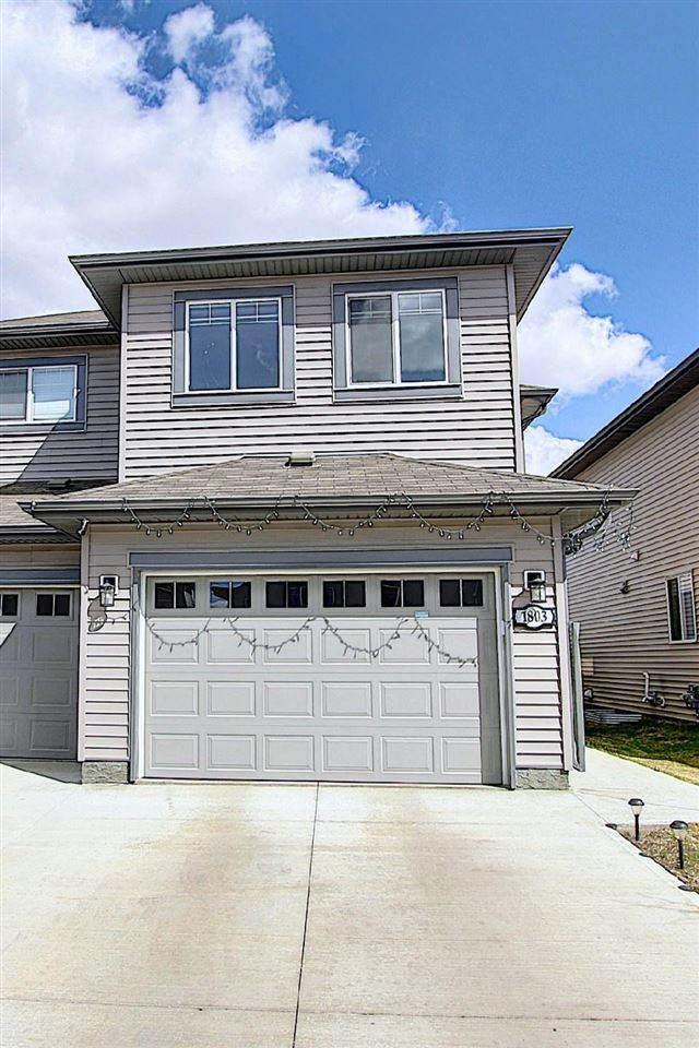 1803 27 Street, Edmonton, AB T6T 2G5 (#E4242187) :: Initia Real Estate
