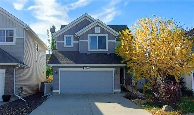 7823 16 Avenue SW, Edmonton, AB T6X 0H6 (#E4242379) :: The Foundry Real Estate Company