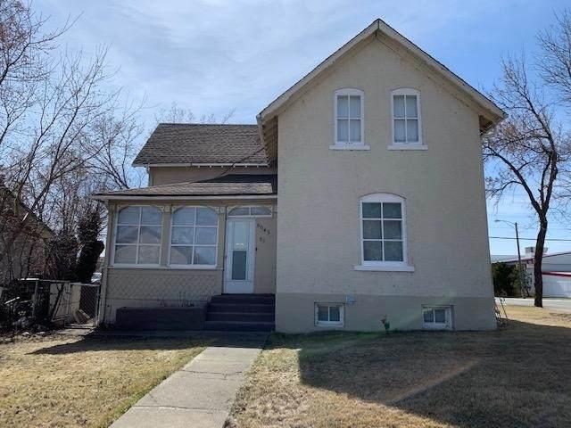 5045 51 Avenue, Vegreville, AB T9C 1M1 (#E4242486) :: Initia Real Estate