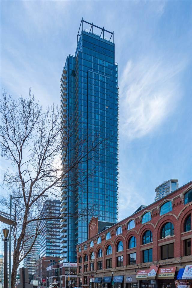 3202 10180 103 Street, Edmonton, AB T5J 0L1 (#E4242685) :: The Good Real Estate Company