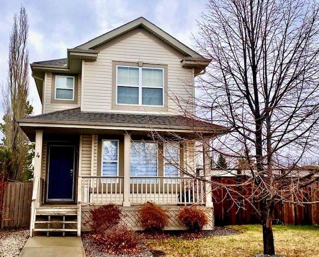 4 Bethel Drive, Sherwood Park, AB T8H 2G1 (#E4243058) :: The Foundry Real Estate Company