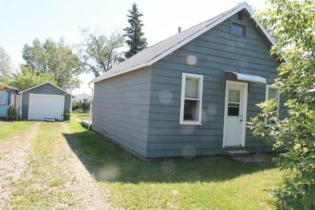 50 2nd St. W, Dewberry, AB T0B 1G0 (#E4243099) :: Initia Real Estate