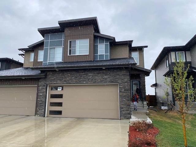 2852 Koshal Cr, Edmonton, AB T6W 3J8 (#E4243130) :: Initia Real Estate