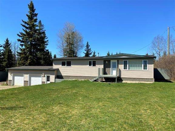 215 4 Street, Winfield, AB T0C 2X0 (#E4243472) :: The Foundry Real Estate Company
