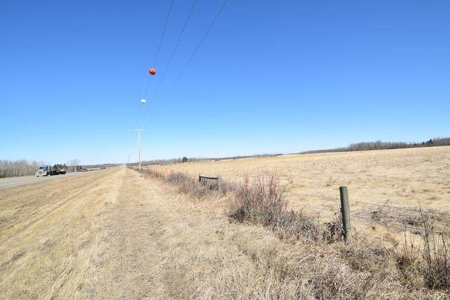 652002 Hwy 63, Rural Athabasca County, AB T0A 0M0 (#E4243575) :: RE/MAX River City