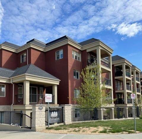 302 501 Palisades Way, Sherwood Park, AB T8H 0H8 (#E4243634) :: The Foundry Real Estate Company