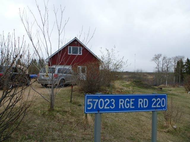 57023 Rge Rd 220, Rural Sturgeon County, AB T0A 2W0 (#E4243864) :: Initia Real Estate