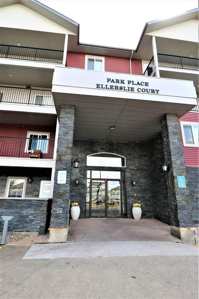 415 111 Edwards Drive, Edmonton, AB T6X 0C4 (#E4243997) :: Initia Real Estate