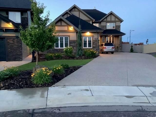 3931 Kennedy Crescent, Edmonton, AB T6W 2P8 (#E4244036) :: Initia Real Estate