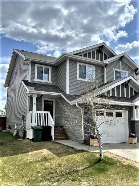 29 Catalina Court, Fort Saskatchewan, AB T8L 0E9 (#E4244318) :: Initia Real Estate