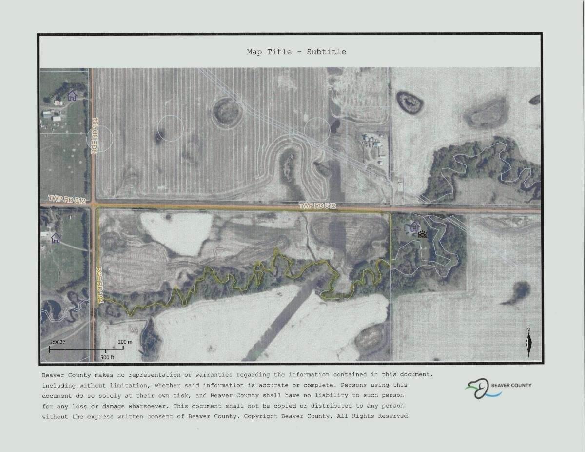 Township Rd 512 & Range Rd 194 - Photo 1