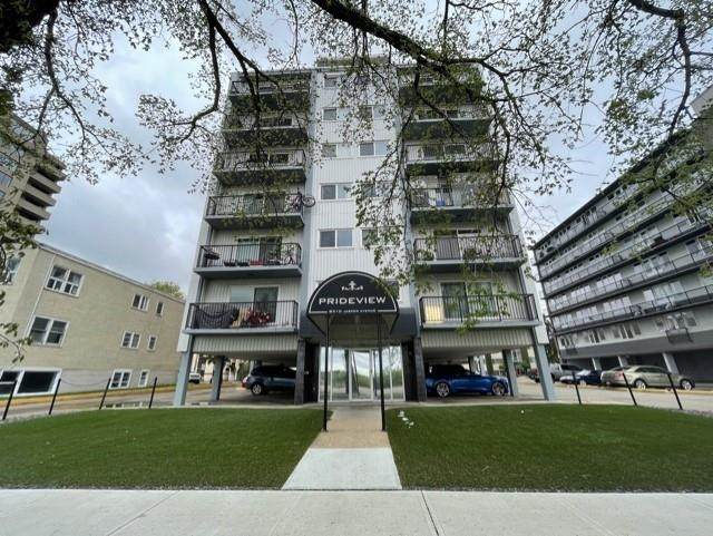 605 8310 Jasper Avenue, Edmonton, AB T5H 3S3 (#E4246219) :: The Foundry Real Estate Company