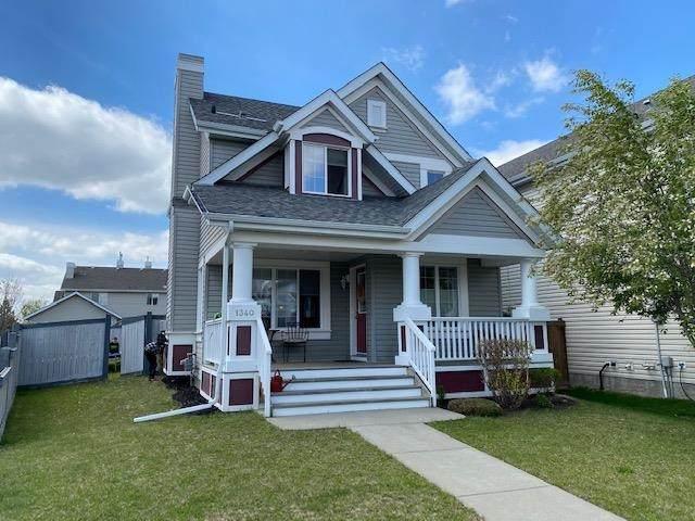 1340 74 Street, Edmonton, AB T6X 0H1 (#E4246461) :: Initia Real Estate