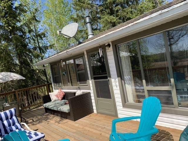 875 West Cove Drive, Rural Lac Ste. Anne County, AB T0E 1V0 (#E4247316) :: Initia Real Estate