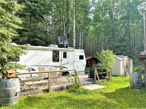 47319 A Rge Rd 64, Rural Brazeau County, AB T0C 0S0 (#E4248813) :: The Good Real Estate Company