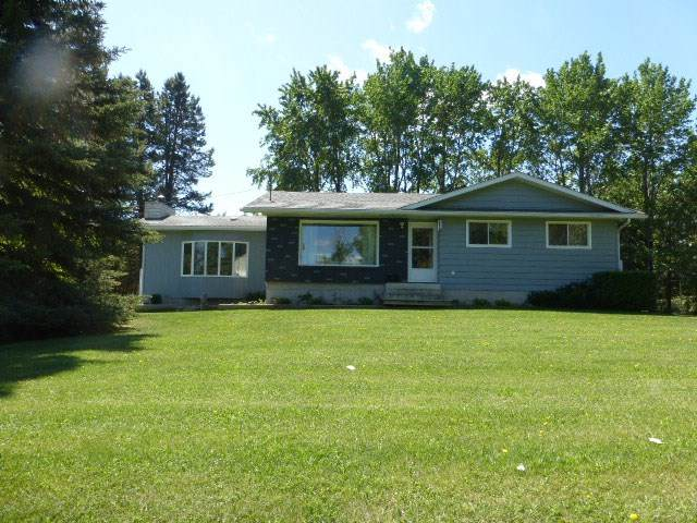 7419 Twp 494, Rural Brazeau County, AB T7A 1T1 (#E4248843) :: The Good Real Estate Company