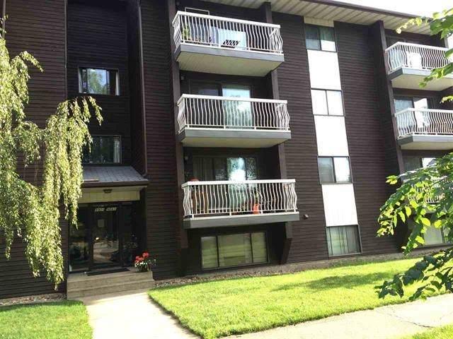 306 9904 90 Avenue, Edmonton, AB T6E 2T3 (#E4250113) :: Initia Real Estate