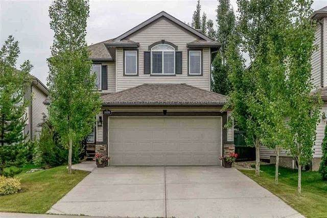 1039 Rutherford Place, Edmonton, AB T6W 1J5 (#E4250349) :: The Foundry Real Estate Company