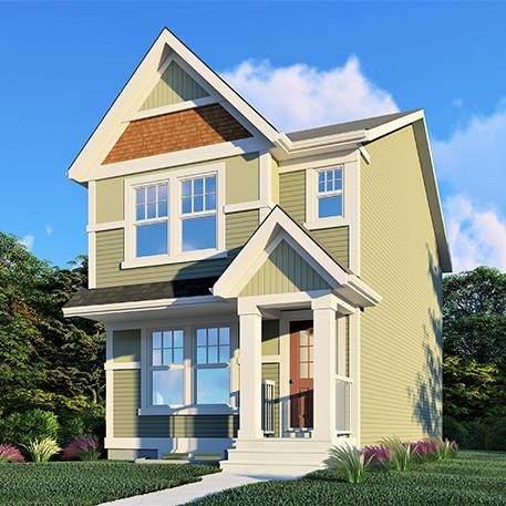1009 Daniels Loop SW, Edmonton, AB T6W 4C9 (#E4251566) :: Initia Real Estate