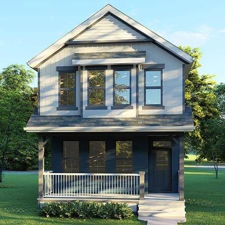 1001 Daniels Loop SW, Edmonton, AB T6W 4C9 (#E4251608) :: Initia Real Estate