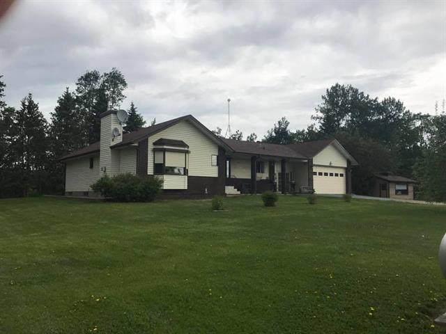 50069 Rge Rd 231, Rural Leduc County, AB T0B 3M3 (#E4251860) :: The Good Real Estate Company