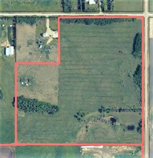 Range Road 255 Leduc County, Rural Leduc County, AB T4X 2K7 (#E4252118) :: The Good Real Estate Company