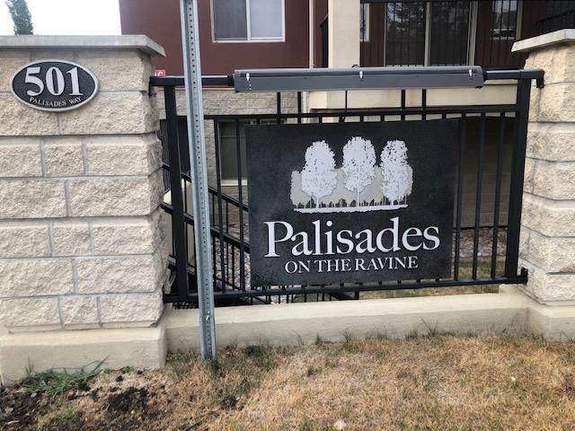 409 501 Palisades Way, Sherwood Park, AB T8H 0H8 (#E4255108) :: The Good Real Estate Company