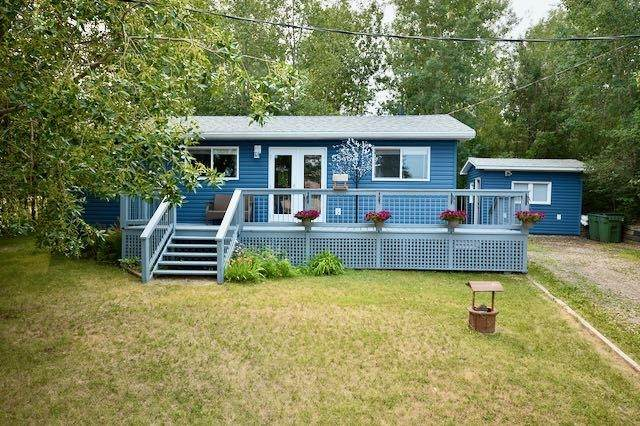5543 Sunset Drive, Rural Lac Ste. Anne County, AB T0E 0A0 (#E4255567) :: The Good Real Estate Company