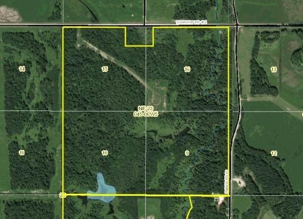 On Township Road 454, Rural Wetaskiwin County, AB T0C 0T0 (#E4255953) :: Müve Team | RE/MAX Elite