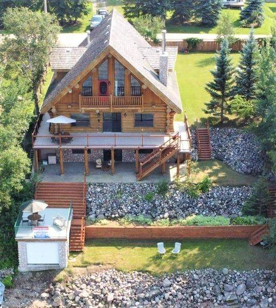 189 Grandview Beach, Rural Wetaskiwin County, AB T0C 2V0 (#E4256376) :: The Good Real Estate Company