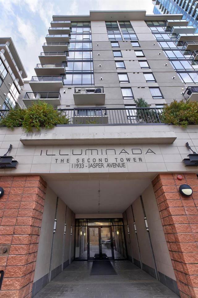 903 11933 Jasper Avenue, Edmonton, AB T5K 0P1 (#E4263348) :: The Foundry Real Estate Company