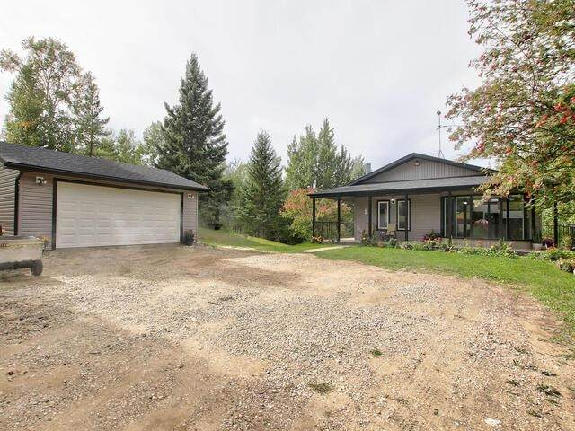113 54120 RANGE ROAD 12, Rural Parkland County, AB T7Y 0A5 (#E4263555) :: The Foundry Real Estate Company