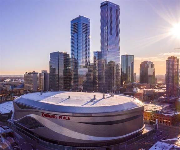 6401 10310 102 Street, Edmonton, AB T5K 0K5 (#E4266485) :: The Good Real Estate Company