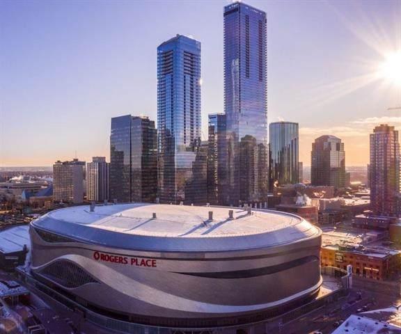 4302 10310 102 Street, Edmonton, AB T5K 0K5 (#E4266486) :: The Good Real Estate Company