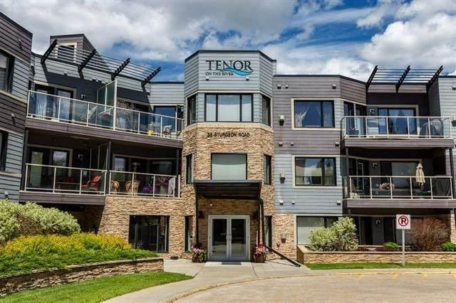 121 35 Sturgeon Road, St. Albert, AB T8N 0E8 (#E4266933) :: Initia Real Estate