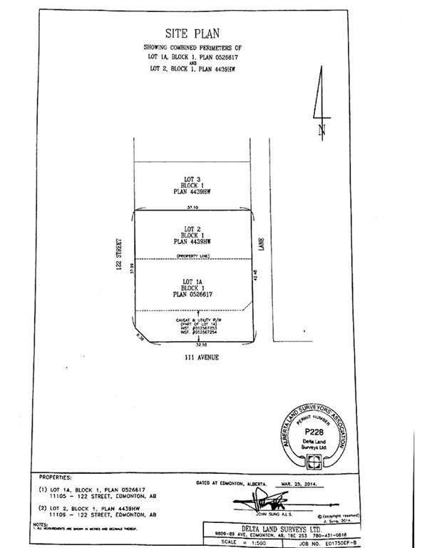 11105-11109 122 Street, Edmonton, AB T5M 0B5 (#E4267124) :: Initia Real Estate