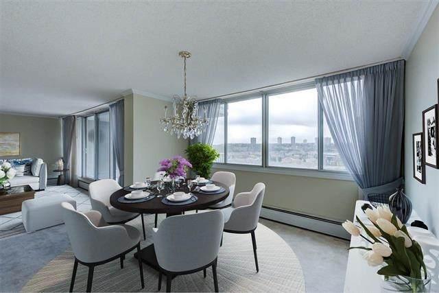 301 9923 103 Street, Edmonton, AB T5J 2Y9 (#E4267505) :: Initia Real Estate