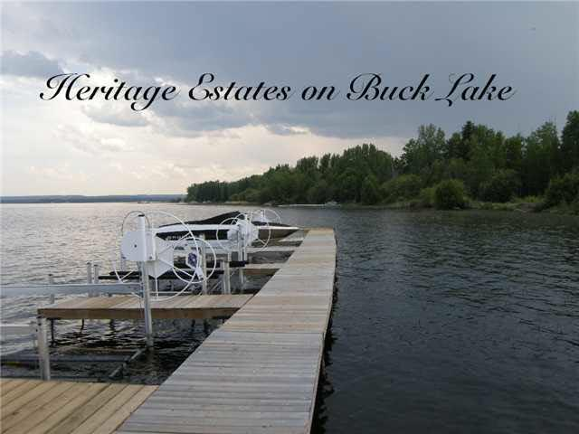 Lot 12, Heritage Estates, Buck Lake, Alberta, Rural Wetaskiwin County, AB T0C 0T0 (#E3266212) :: The Foundry Real Estate Company