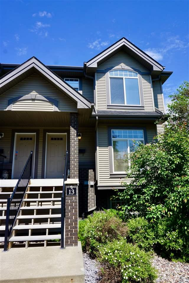 13 4731 Terwillegar Common, Edmonton, AB T6R 3L4 (#E4068538) :: The Foundry Real Estate Company
