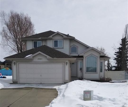 12807 147 Avenue, Edmonton, AB T6V 1C5 (#E4103810) :: The Foundry Real Estate Company