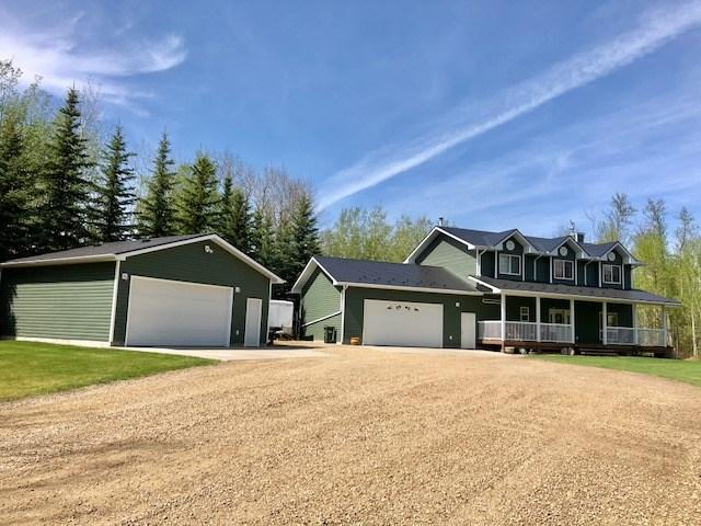 14 5110 9 R 220 Road, Rural Strathcona County, AB T8E 1G8 (#E4110078) :: The Foundry Real Estate Company