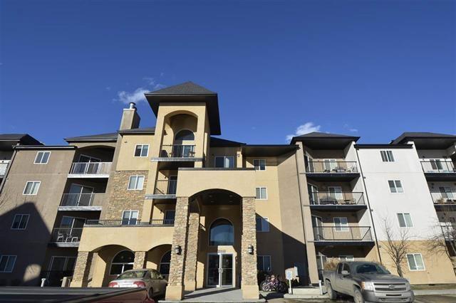412 14608 125 Street NW, Edmonton, AB T5X 0B5 (#E4115958) :: The Foundry Real Estate Company