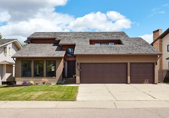 444 Rooney Crescent, Edmonton, AB T6R 1C8 (#E4126110) :: The Foundry Real Estate Company