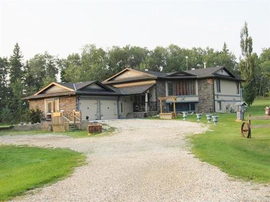 45 26503 Twp Rd 511, Rural Parkland County, AB T7Y 1G4 (#E4127503) :: The Foundry Real Estate Company