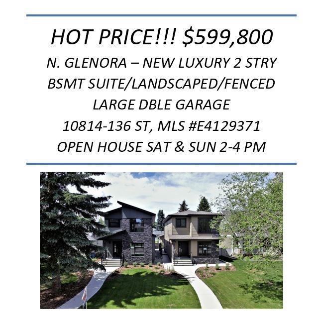 10814 136 Street NW, Edmonton, AB T5M 1L9 (#E4129371) :: The Foundry Real Estate Company