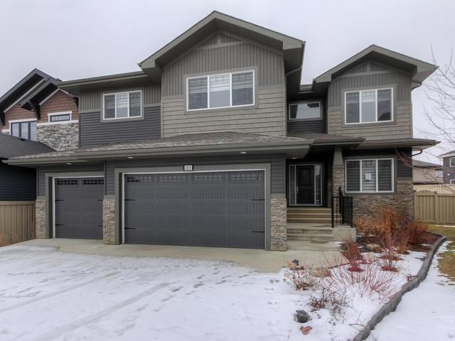 2435 Ashcraft Crescent, Edmonton, AB T6W 2N1 (#E4136926) :: The Foundry Real Estate Company