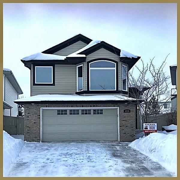 1826 Lemieux Close NW, Edmonton, AB T6R 0A9 (#E4144550) :: The Foundry Real Estate Company