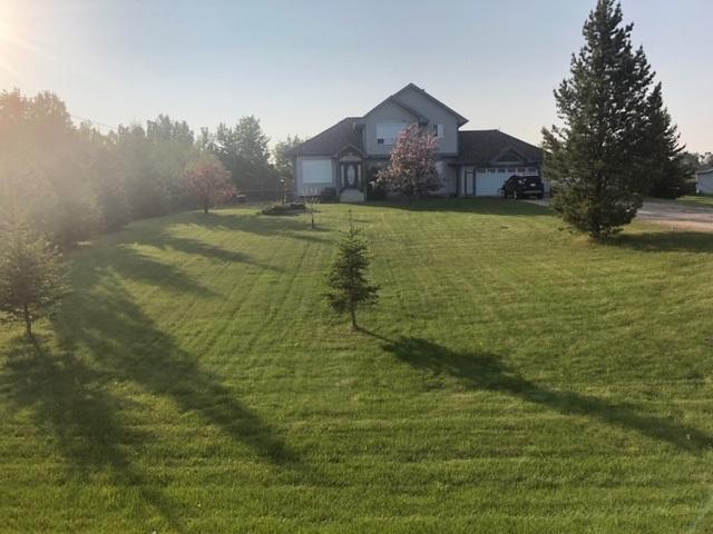 116-53319 Rge Rd 14, Rural Parkland County, AB T7Y 0C2 (#E4147984) :: David St. Jean Real Estate Group