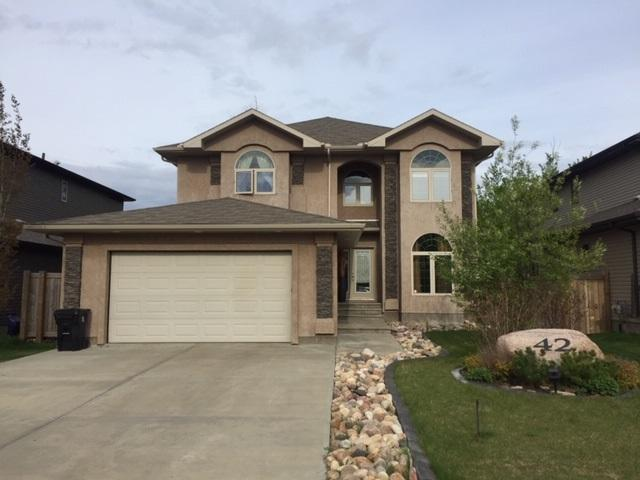 42 Danfield Place, Spruce Grove, AB T7X 0A3 (#E4150385) :: The Foundry Real Estate Company