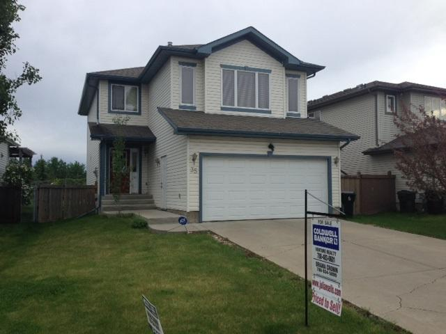 35 Heatherlands Way, Spruce Grove, AB T7X 4L2 (#E4155341) :: The Foundry Real Estate Company
